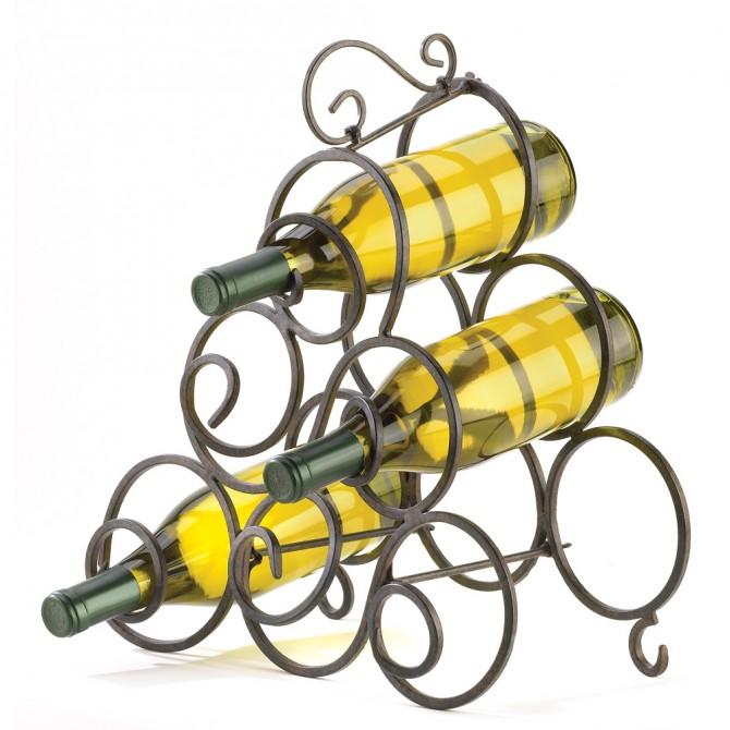 Table Top Wine Rack