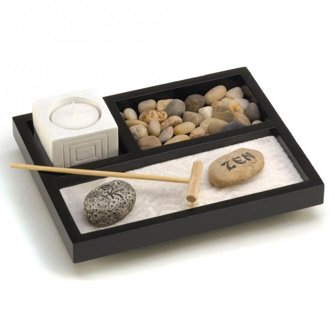 Tabletop Zen Garden Kit