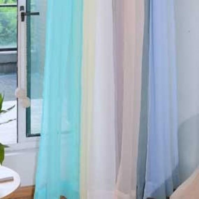 Essential Home Sheer Window Panel
