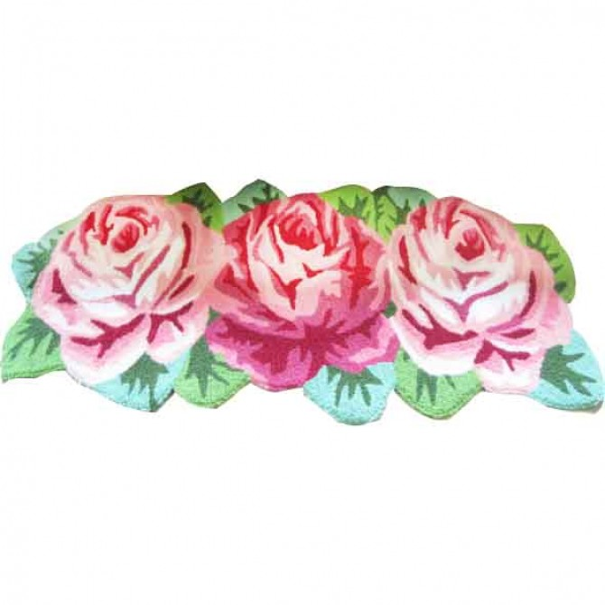 Victorian Roses Rug A
