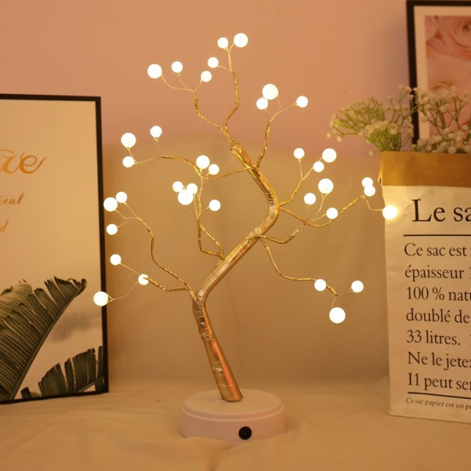 Pearl Novelty Tree Light