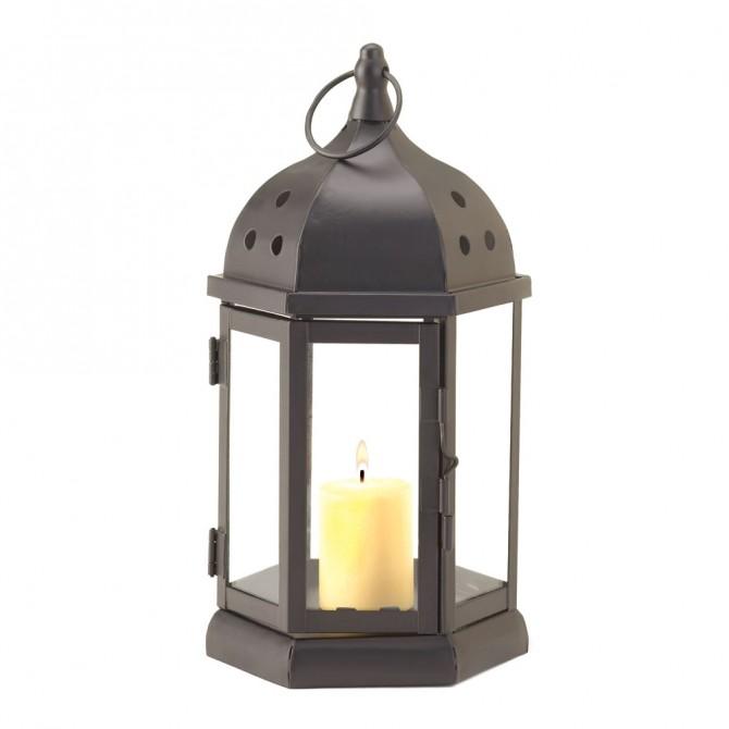 Triad Candle Lantern
