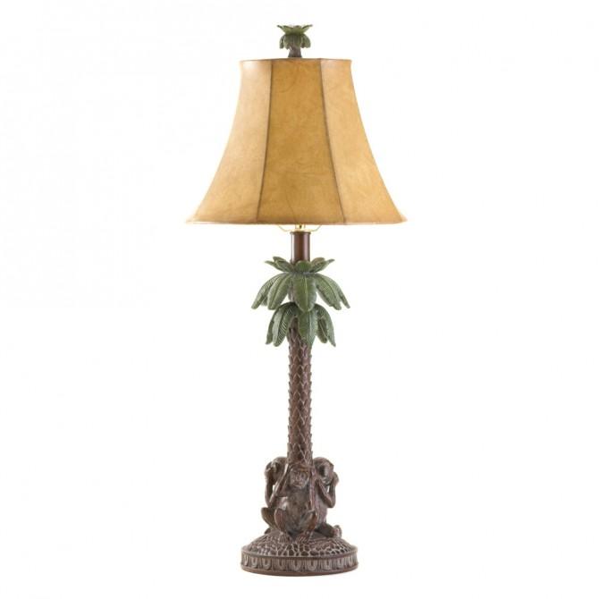 Tropical Palm Tree Lamp