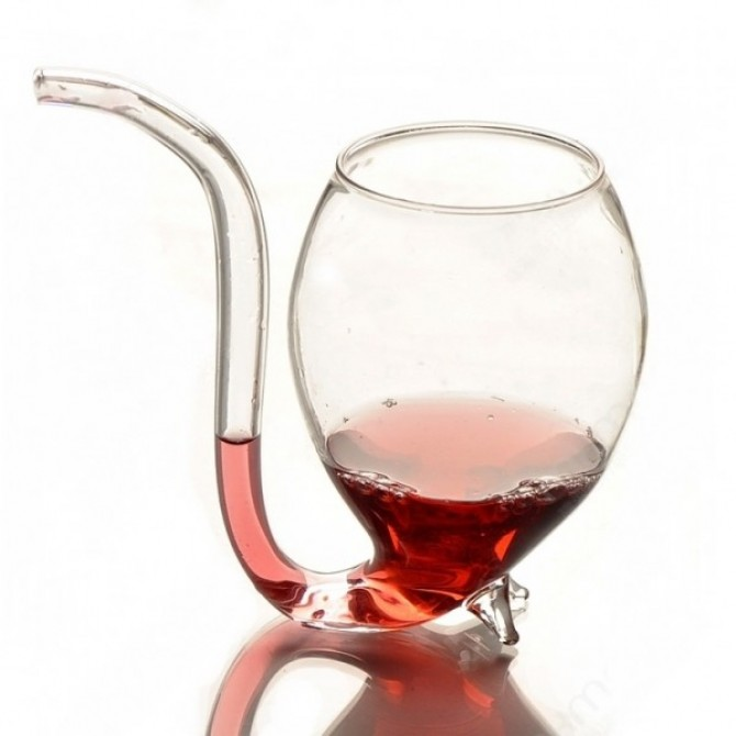 Vampire Wine Glass Cup Set