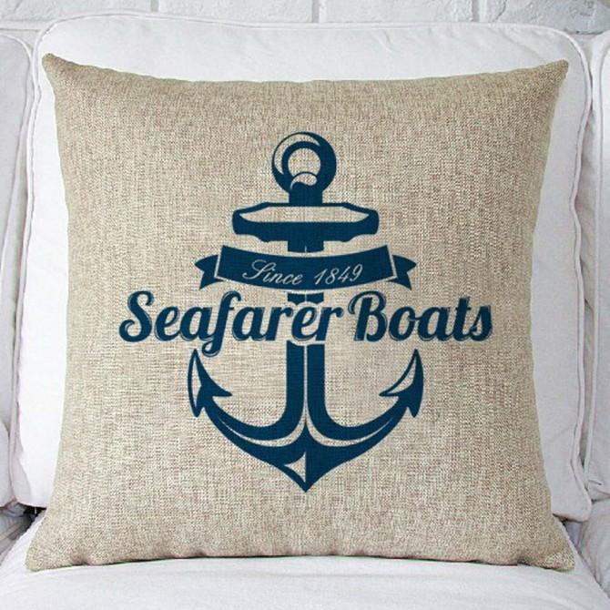 Seafarer Boats Cushion Cover
