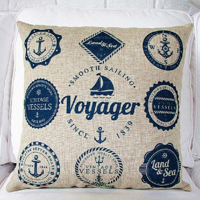 Voyager Cushion Cover