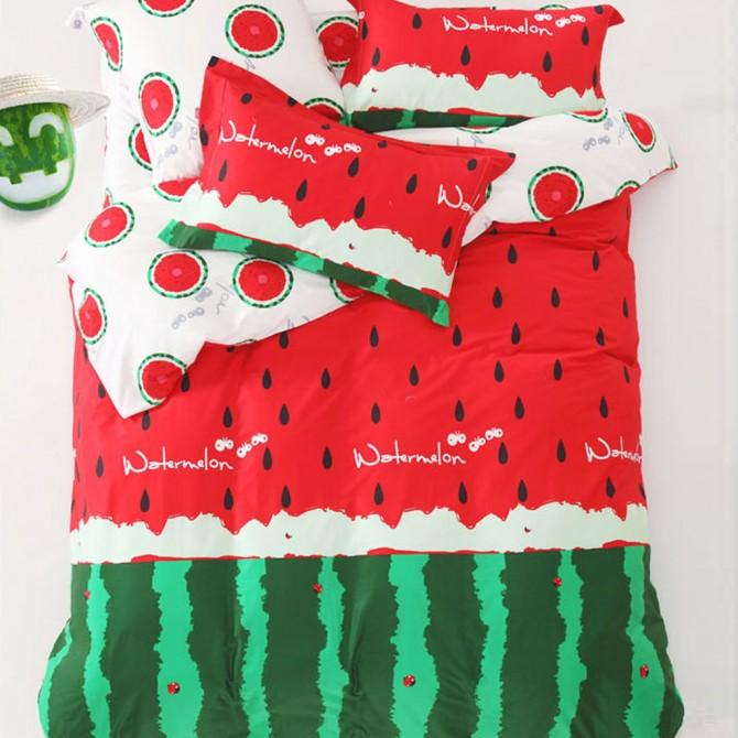 Watermelon Duvet Cover Set