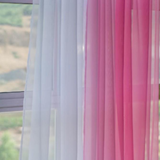 Rosa Pink Gradient Panel Set