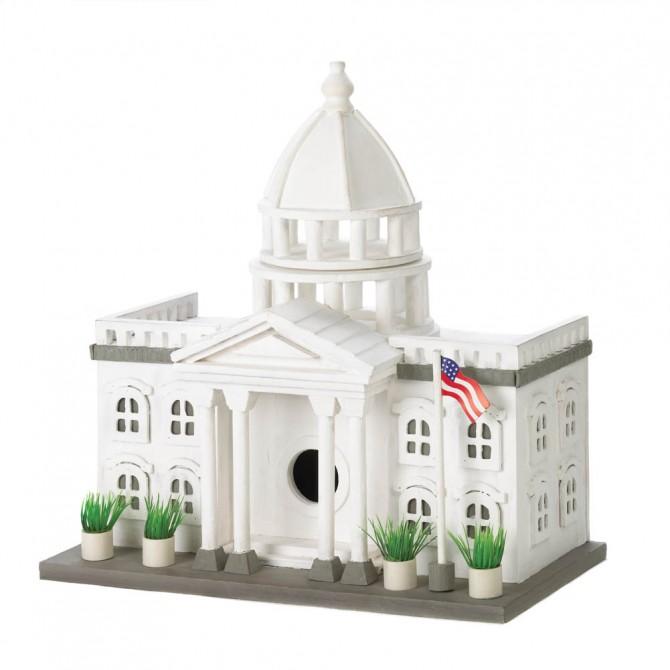 White House Birdhouse