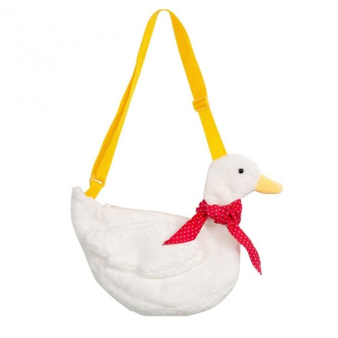 White Pekin Duck Bag