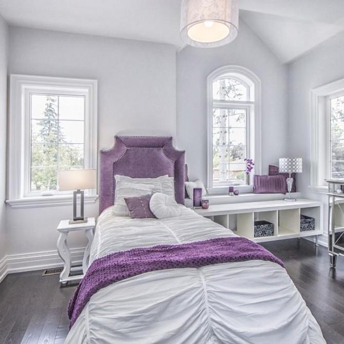 Horizon Ruched Bedding Set, White