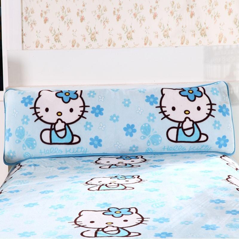 Hello Kitty Pillow And Throw Blanket Set : hello kitty pillow cover