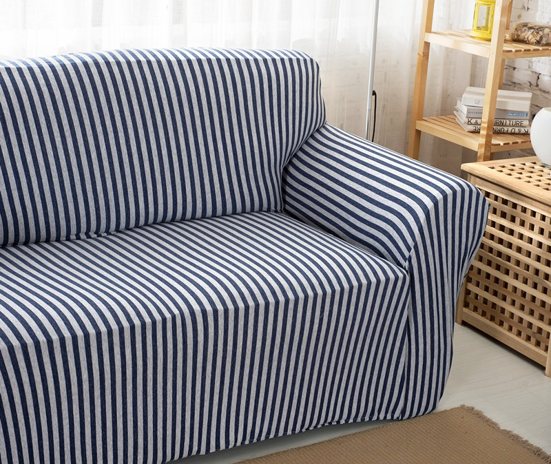 Sofa Cover, Blue Sofa Covers