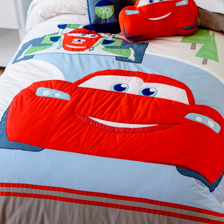 Lightning Mcqueen Duvet Cover Set Final Clearance
