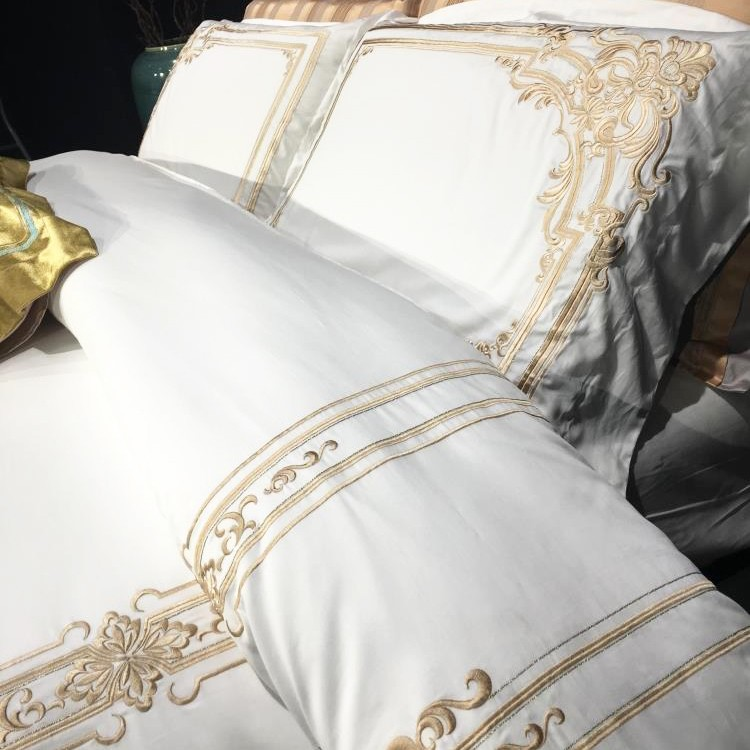 white champagne gold french embroidery duvet cover set nz sheridan glenroy king bedding double