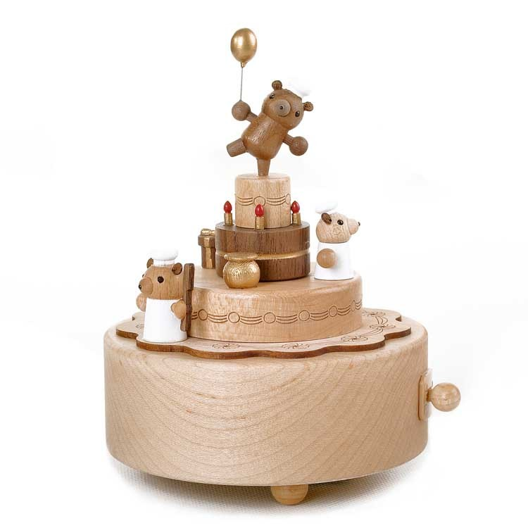 bear music box