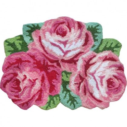 Victorian Roses Rug B