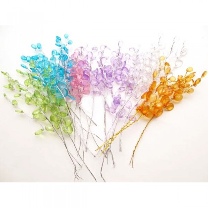 Acrylic Flowers Branches