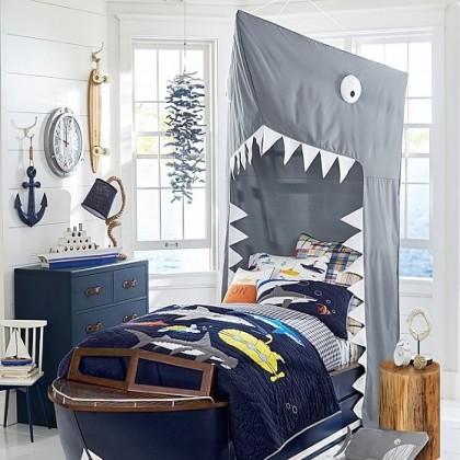 Cool Big Shark Bed Canopy