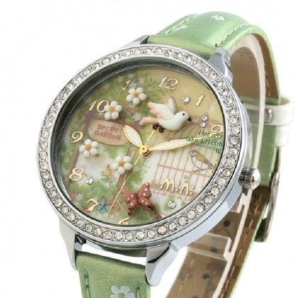 Bird 3D Watch