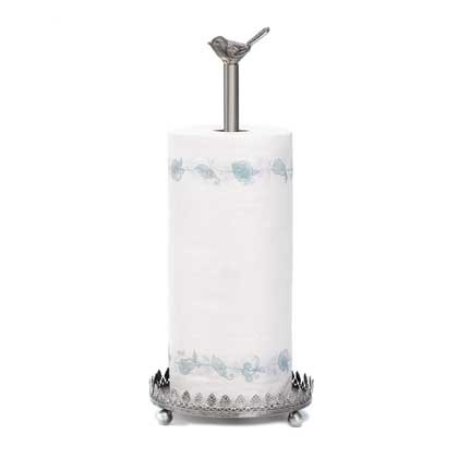 Bird Paper Towel Holder