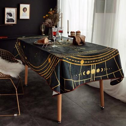 Moon Star Tablecloth