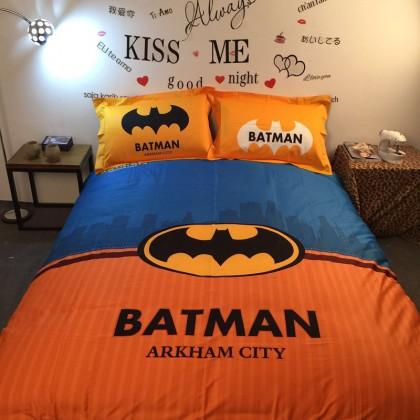 Batman Arkham City Duvet Cover Set