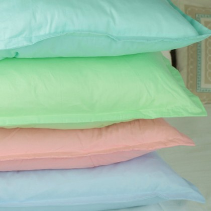 Candy Color Pillow Shams