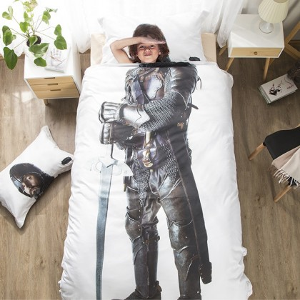 Knight Duvet Cover Set