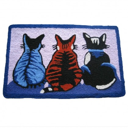 Cats Rug