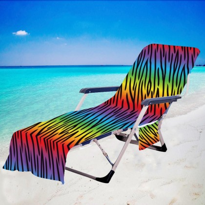 Tropical Beach Chair Chaise Chair Patio Chair Cover