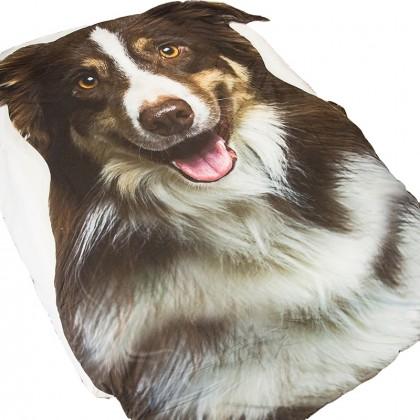 Shepherd Dog Throw Blanket
