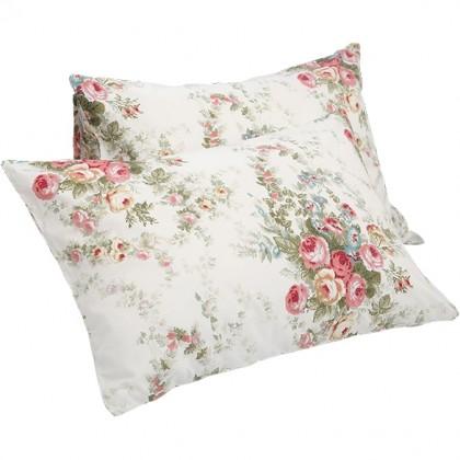 Royal Rose Pillow Sham ( pair)