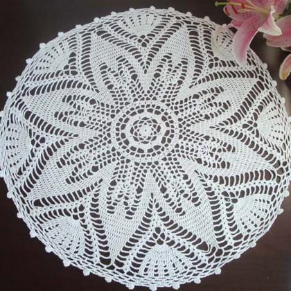 Victorian Crochet Doily