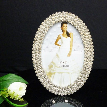 Crystal Picture Frame Set