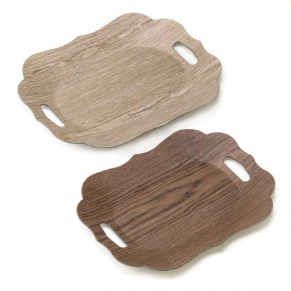 Decorative Scallop Trays