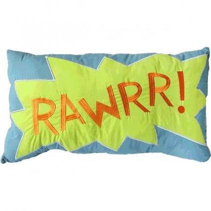 RAWRR Pillow