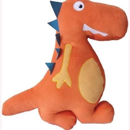 3D Dinosaur Pillow