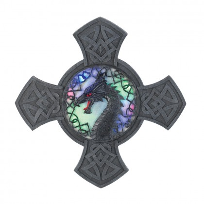 Dragoncrest Light Up Wall Decor