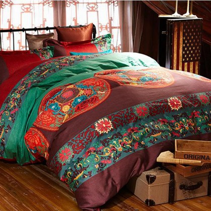 Excotic Duvet Cover Set D