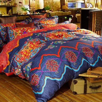 Excotic Duvet Cover Set