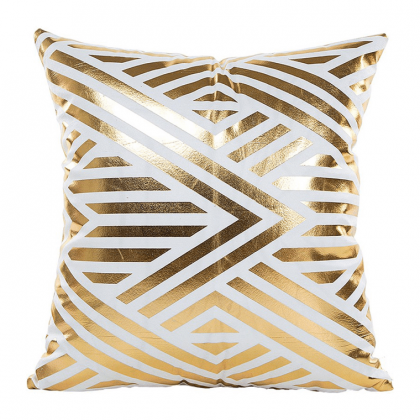 Gold Cushion Cover D