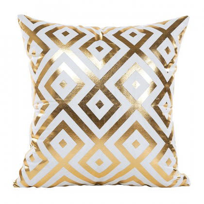 Gold Cushion Cover B