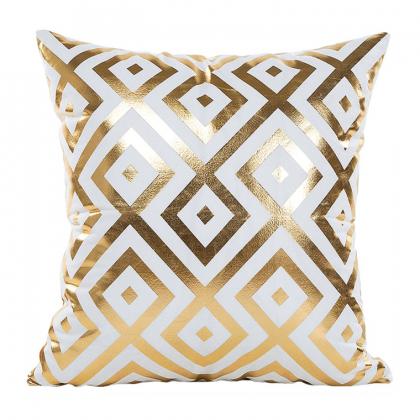 Gold Cushion Cover B