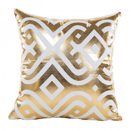Gold Cushion Cover A