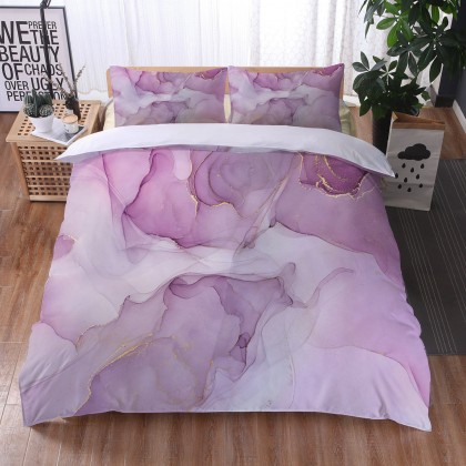 Marble River Duvet Cover Set 8