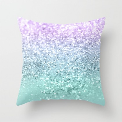 Sequin Pattern Cushion Cover B