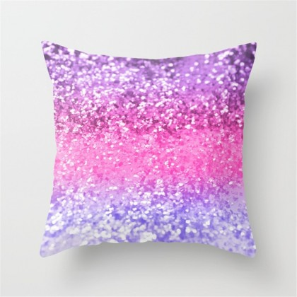 Sequin Pattern Cushion Cover C