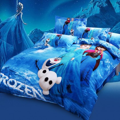 Frozen Anna Elsa Duvet Cover