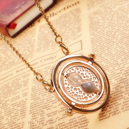 Harry Potter Time-Turner Necklace